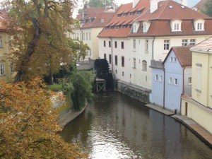 A River in the Czech Republic