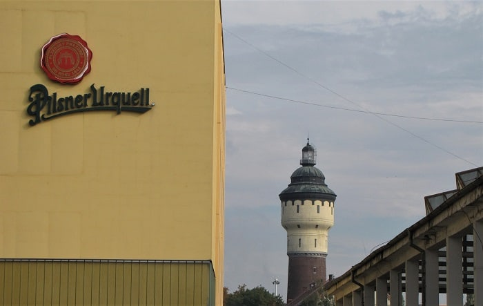 Visiting Prague - Pilsner Urquell Brewery