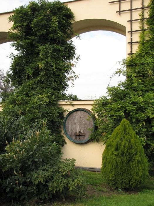 Pilsner Urquell Entrance