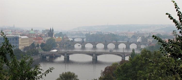 Bridges - Prague Budapest Vienna