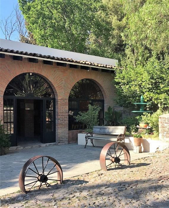 Hotel Rancho El Atascadero - San Miguel de Allende