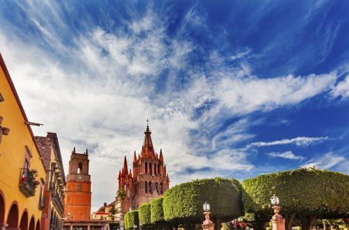 San Miguel de Allende Town Square