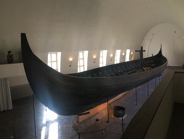 Viking Long Ship