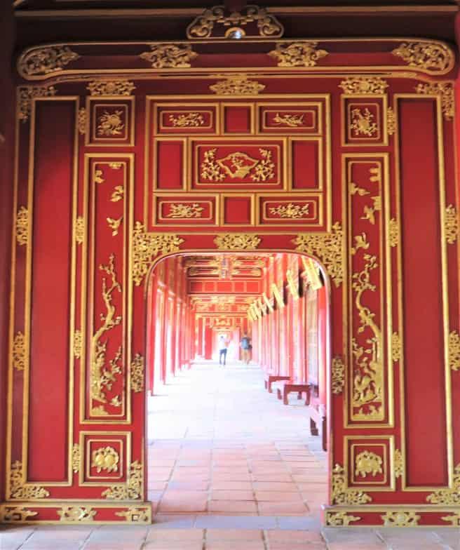 Citadel Hall -  Visit Vietnam, Hue
