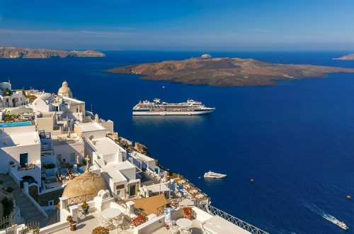 Travel - Santorini (Fira) Greece