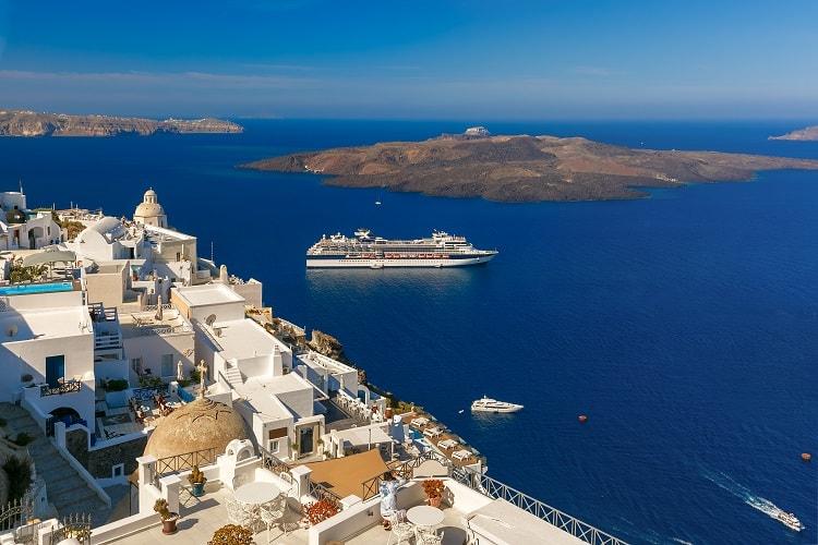 Travel - Santorini (Fira) Greece