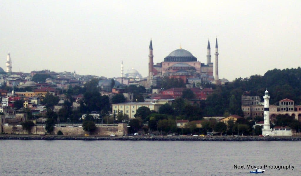 Crusing As A Way of Travel - Hagia Sophia