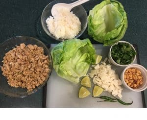 Turkey Larb - An Easy Weeknight Dinner