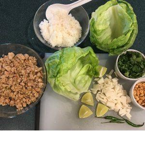 Turkey Larb - An Easy Weeknight Dinner