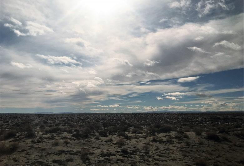California Zephyr Scenery