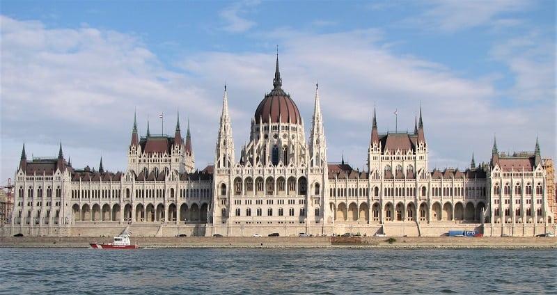 Budapest Tour - Parliament Building