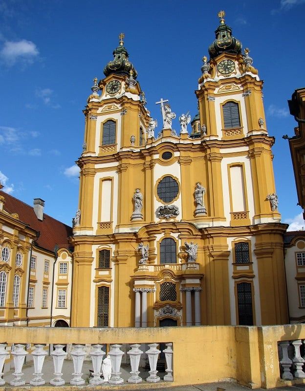 Visiting Vienna Austri - Day Trip to Melk Abbey