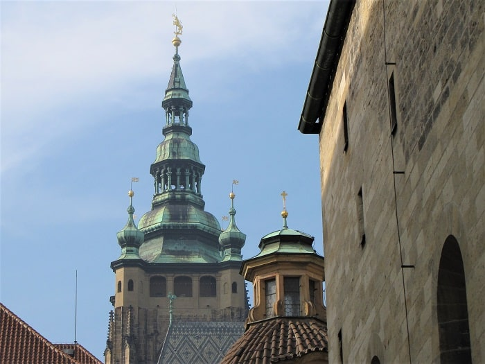 Cultural Connections - Prague Castle