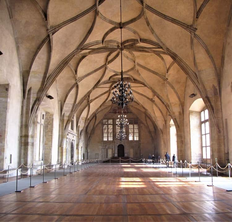 Prague Castle - Grand Reception Hall