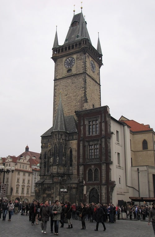 Visiting Prague- Architecture in Prague