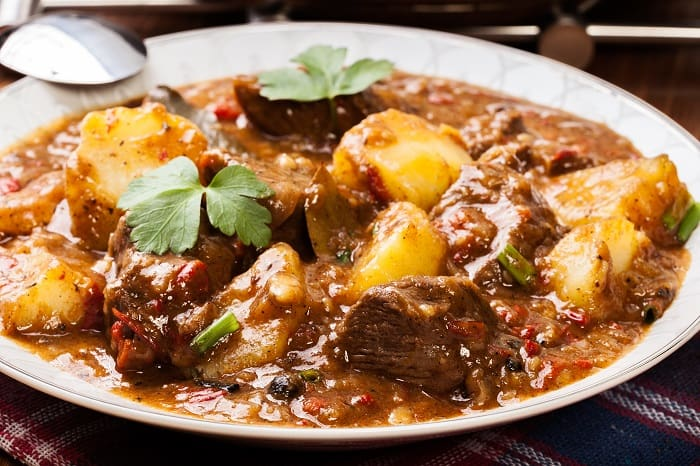 Cultural Connections - Prague Goulash