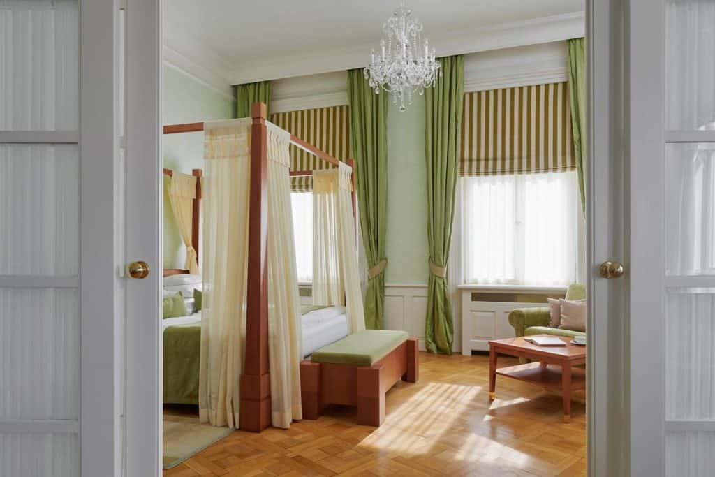 Prague Hotel Bed Room