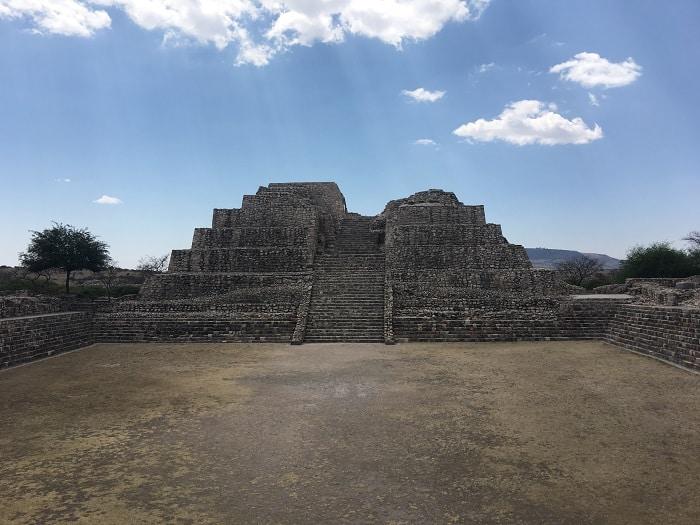 The Main Pyramid - Canada de la Virgen