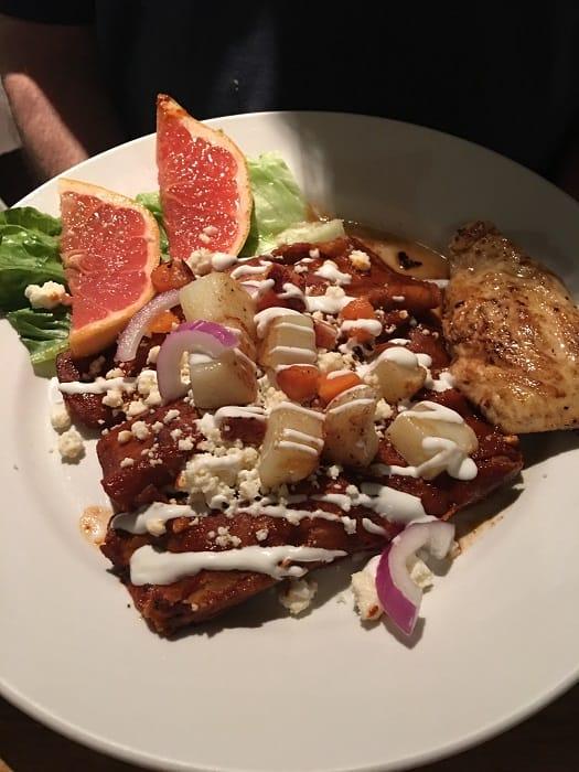 Enchiladas Rojo
