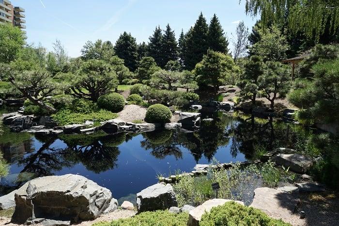R Botanic Garden