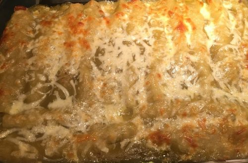 Chicken Enchiladas Ready to Eat