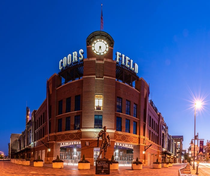 Coors Field - Things to do in Denver