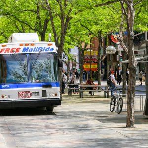 Free Mall Ride - 16th Street Denver