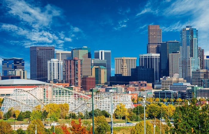 Denver Skyline - Things to do in Denver