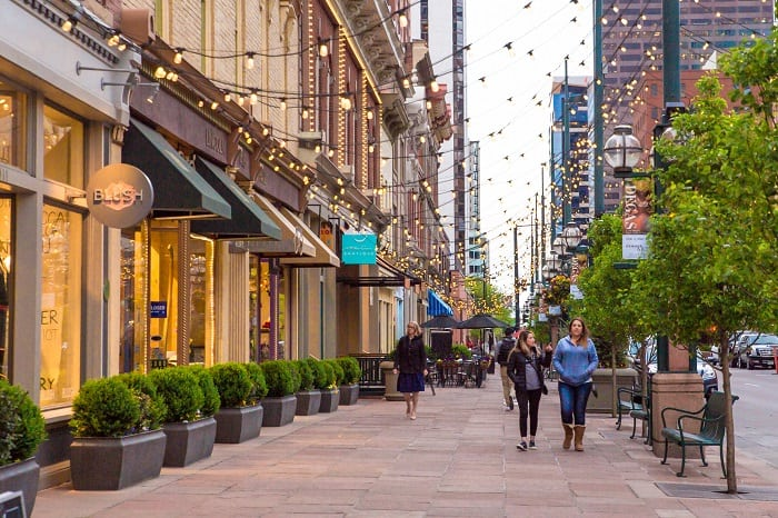 Larimer Square -  Things to do in Denver