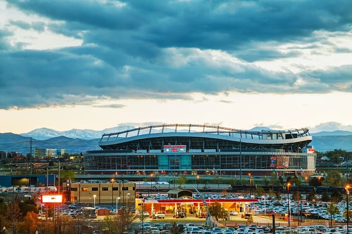 Mile High Staduim