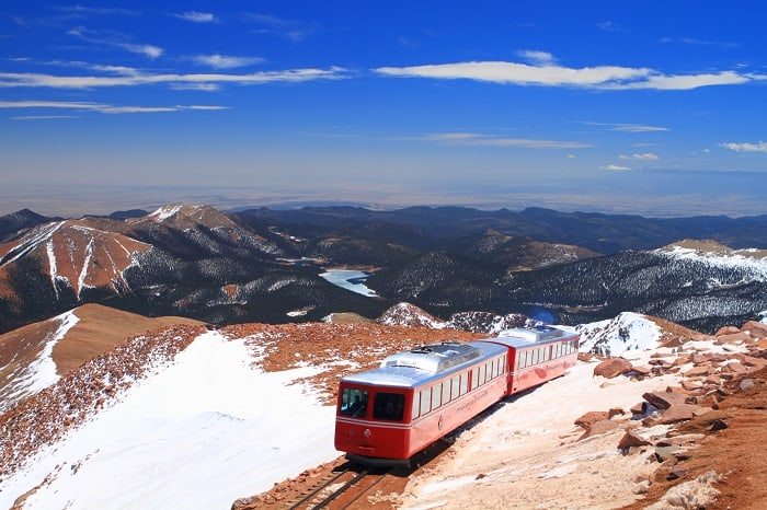 Pikes Peak Cog Train