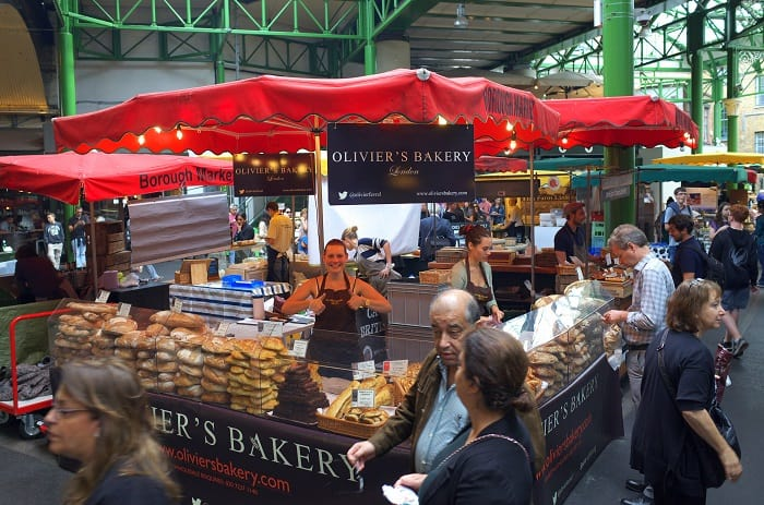 Borough-Market-Bakery