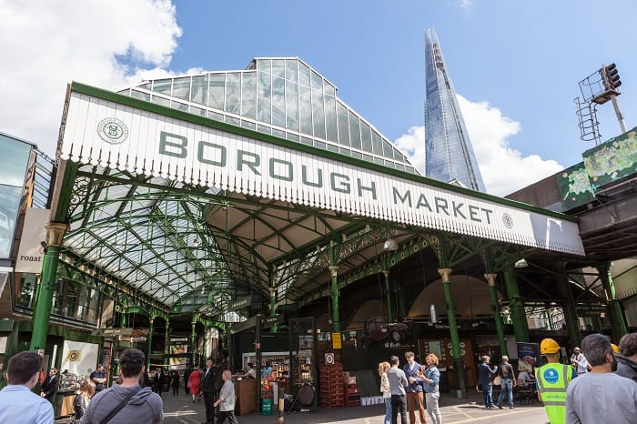 Great City Food Markets - Borough Market London