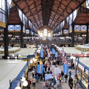 Great City Food Markets - Budapest