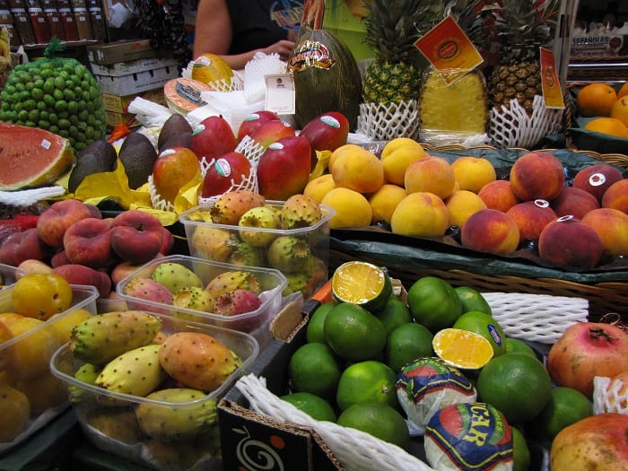 La-Boqueria-Fruits