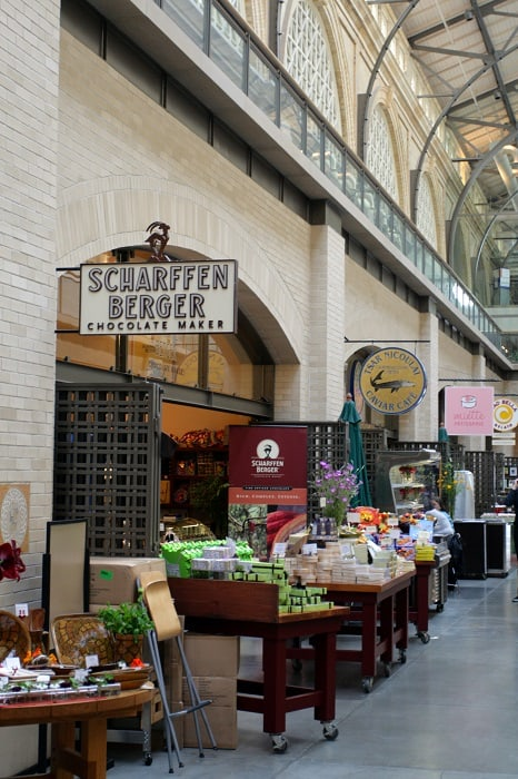 Great City Food Markets - SF