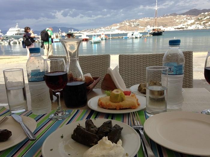 ATW Greek Island Lunch