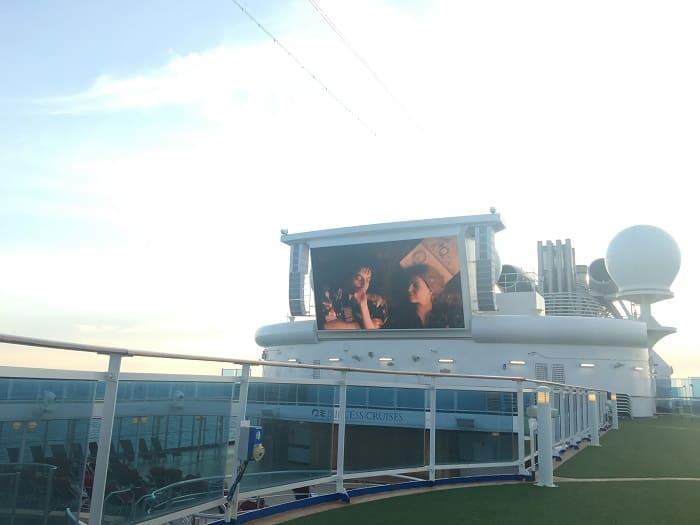 ATW Movies at Sea