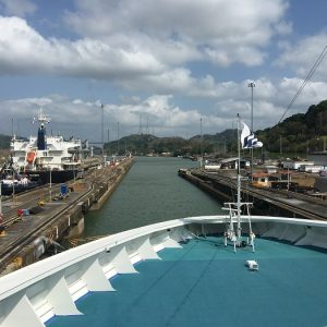 Once in a Lifetime Cruises - The Panama Canal