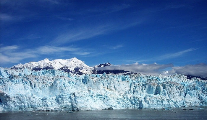 Hubbard Glacier Alaska - Once in a Lifetime Cruises