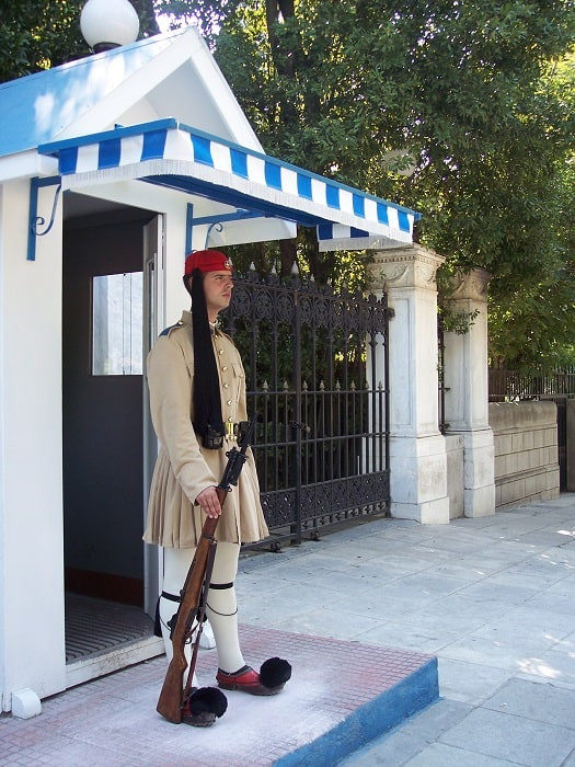 Athens-Presidential-Guard