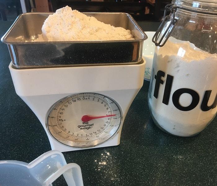 Lemon Pound Cake Flour