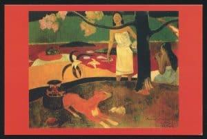French Polynesia - Gauguin