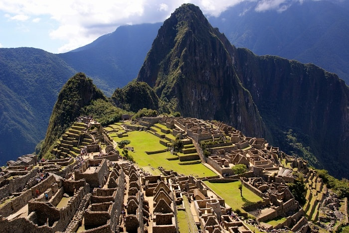 A Once in  Lifetime view - Machu Pichu