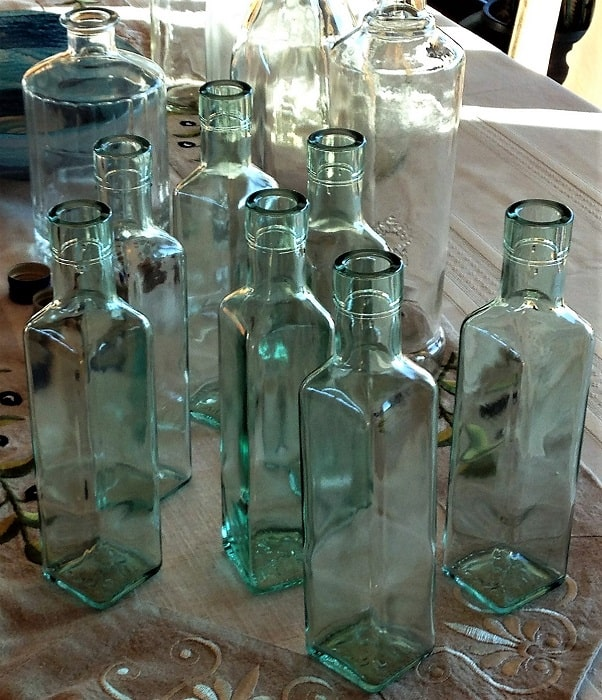 Bottles Ready