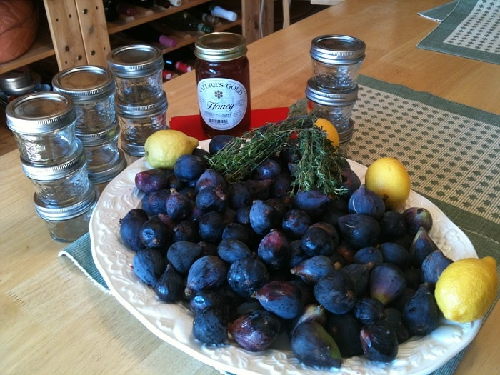 Fig & Lemons Ready to Make Preserves