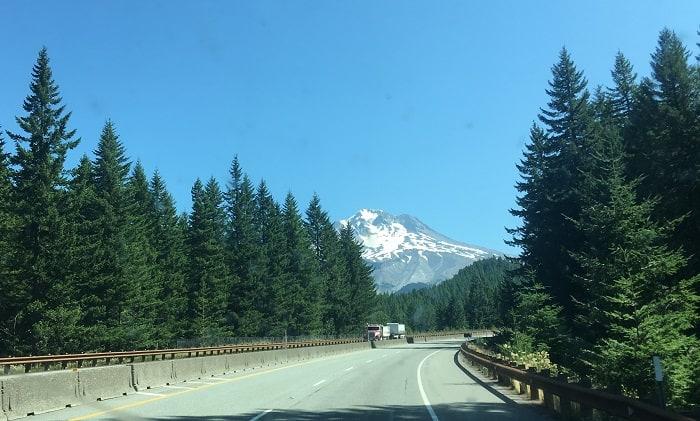 Mt. Hood Scenic Highway, Oregon
