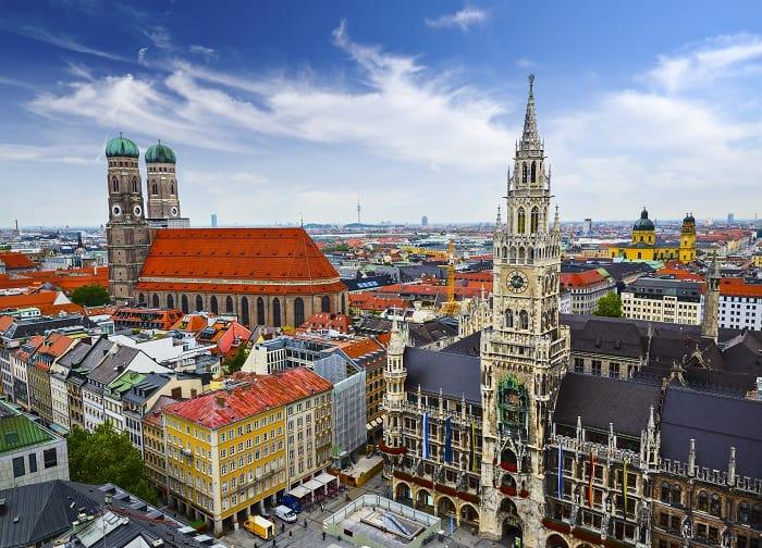 Scratch Your Travel Itch - Virtually Tour Munich