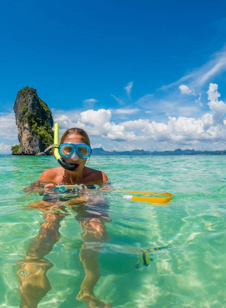 Can't Travel?  Learn to Snorkel