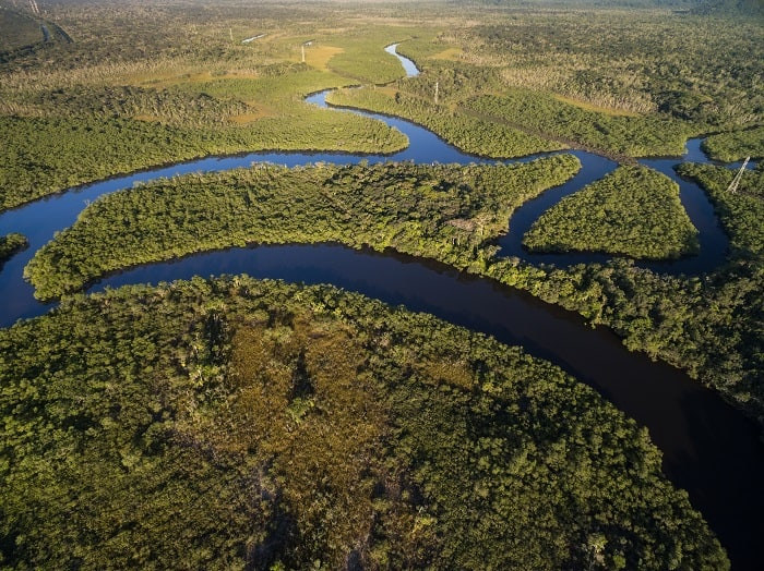 Places to See Before They Disappear - The Amazon Rain Forest
